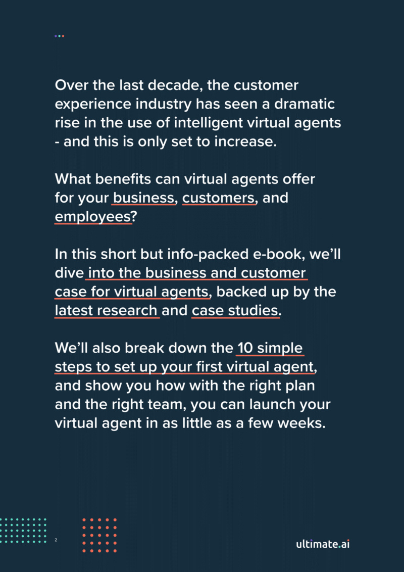 How To Activate Your First Virtual Agent with Zendesk v3 Page 02