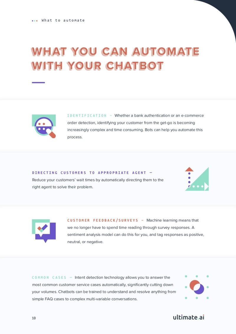 The Ultimate Chat Bot Automation Guide What you can automate